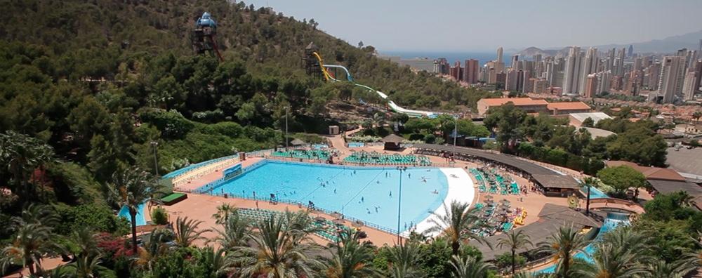 Aqualandia Water Park Benidorm