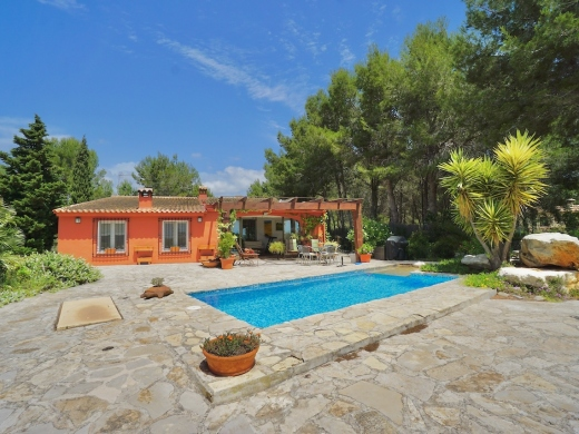 6 bed country houses - fincas in Benissa