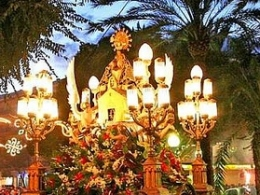 Fiesta Programme Javea - Mare de Déu de Loreto - August/September