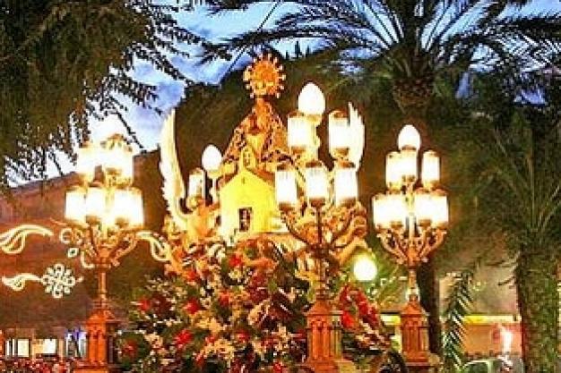 "Fiestas in Javea: ""Mare de Déu de Loreto"" (August/September 2018)"
