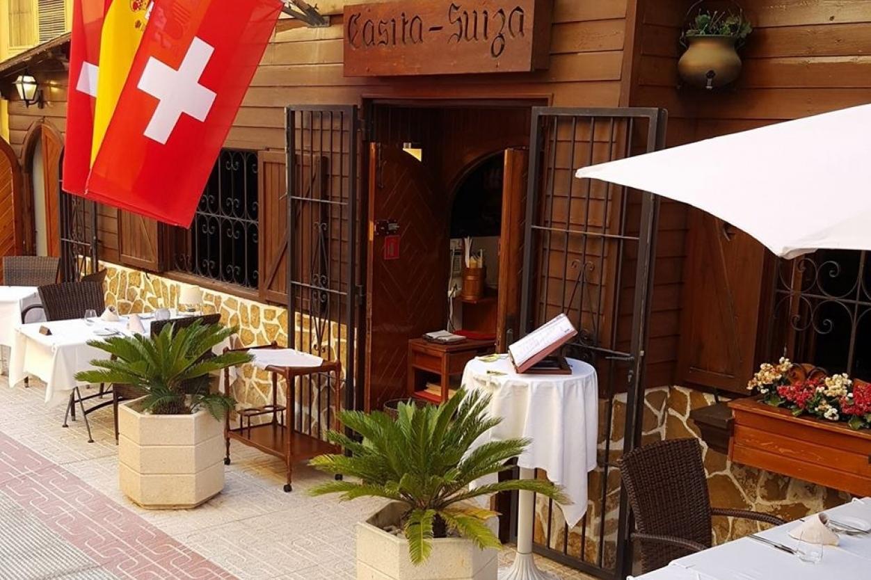 Casita Suiza Swiss Restaurant German Amp Swiss Restaurants In Calpe Spain