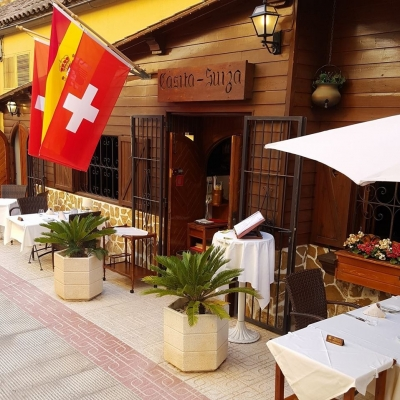 Casita Suiza - Swiss Restaurant