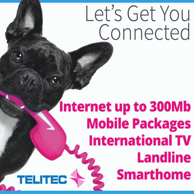 Telitec - Internet, Mobile, Landline & TV in Spain