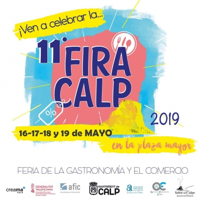 Festivals in Calpe: FiraCalp 2019 - Gastronomic & Trade Fair in Calpe