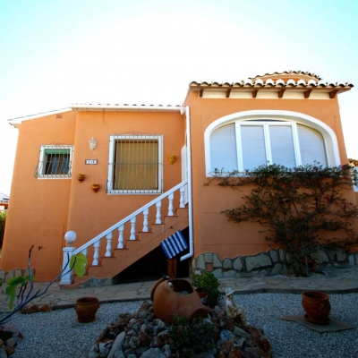 2 bed property in Benitachell
