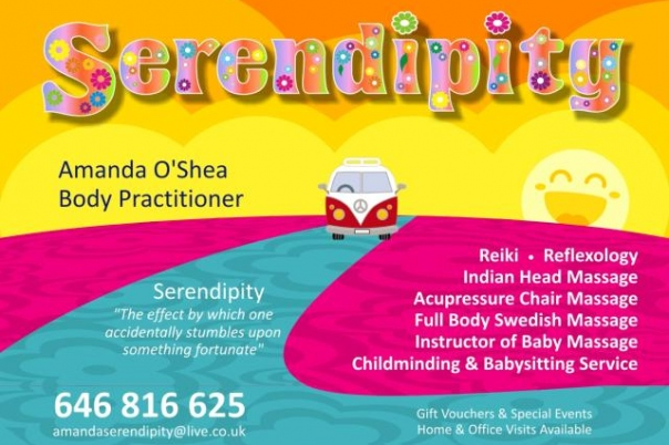 The Serendipity Experience - Personal Coaching & Wellbeing