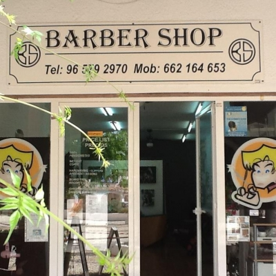 Barber Shop Javea