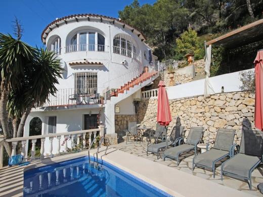 6 bed  villa in Benissa Costa