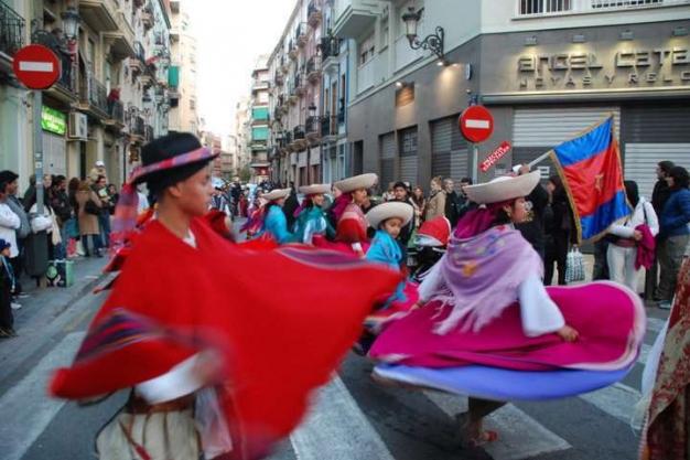 Fiestas in Calpe: Carnival (February 2019)
