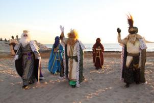 Fiestas in Javea: Three Kings (January 2021)