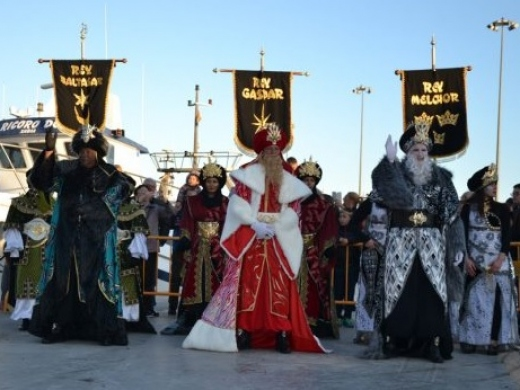Fiestas in Javea: Three Kings (January 2021)