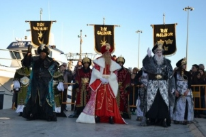 Fiestas in Javea: Three Kings Parade (January 2019)