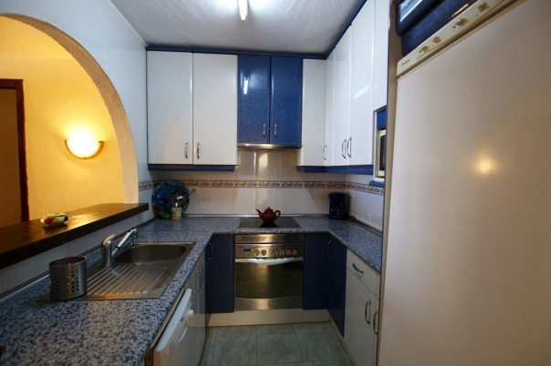 3 bed apartment / flat in Benitachell