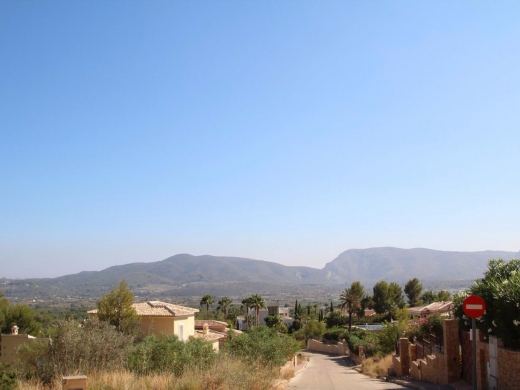 land / parcela / plot in Javea