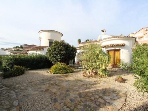 22 bed villa in Moraira