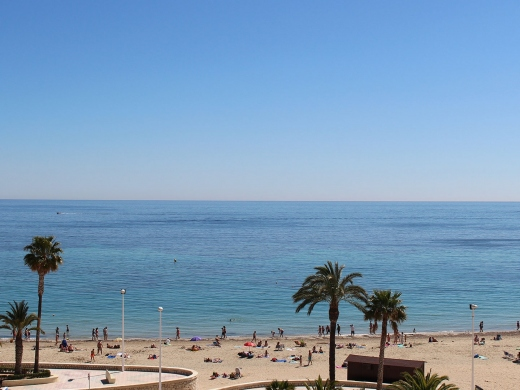 1 bed apartments / penthouses in Calpe