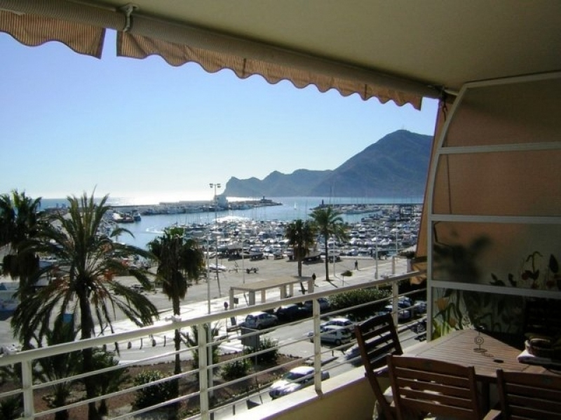 3 bed apartments in Altea