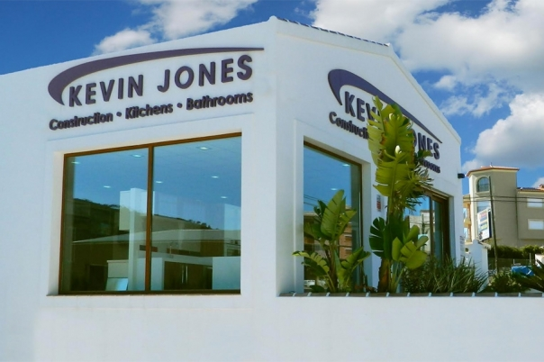 Kevin Jones Construction - Building Projects, Kitchens, Bathrooms & Pools