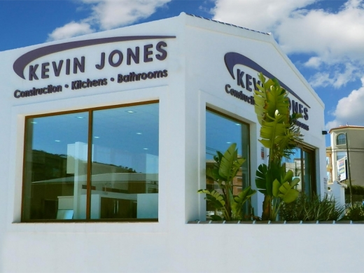 Kevin Jones - Construction, Kitchens & Bathrooms Javea