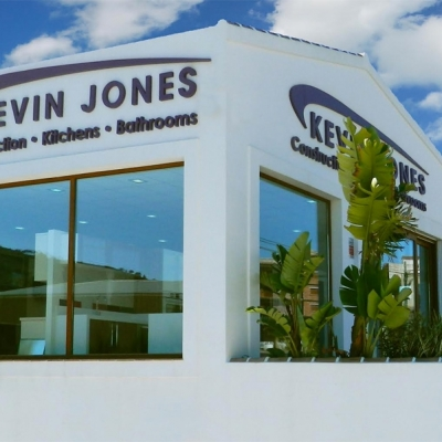 Kevin Jones Construction Costa Blanca - Construction, Kitchens & Bathrooms