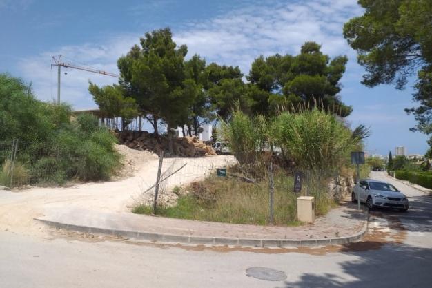 land in Javea