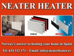 Neater Heater Spain - Convection Heating