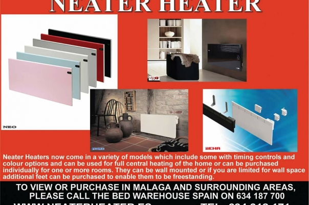 Neater Heater Spain - Convection Heating Costa Blanca