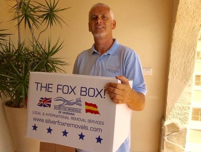 Silverfox Removals Moraira