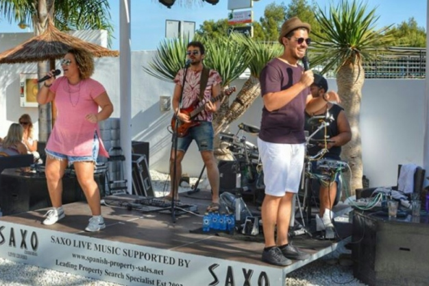 Live Music and Entertainment in Moraira