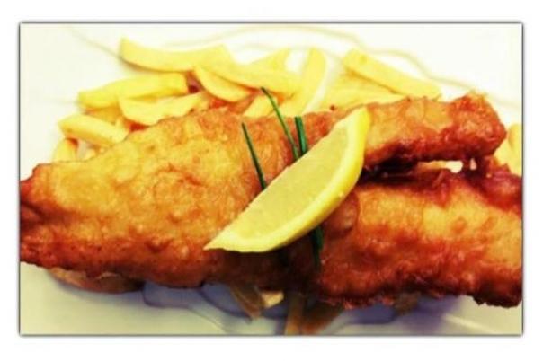 Fishy Fishy - Fish & Chips Restaurant & Take-away Moraira