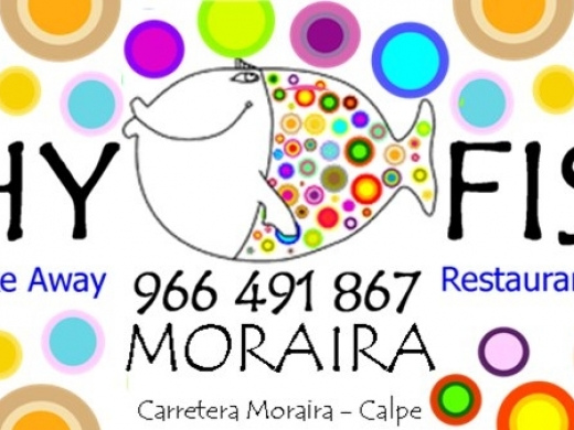 Fishy Fishy - Fish & Chips Restaurant & Take-away Moraira
