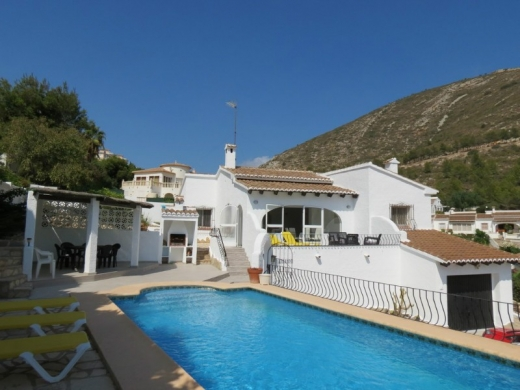 3 bed  villa in Benitachell