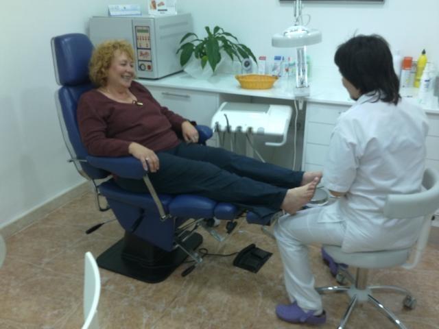 CLINICA DEL PIE - Podiatrist / Podologa