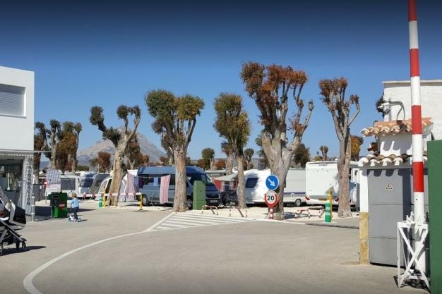 Camping El Naranjal - Javea Campsite