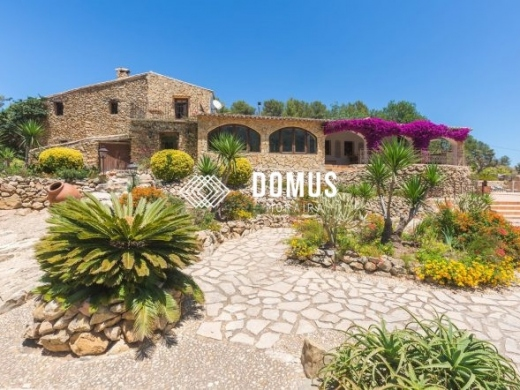 5 bed house in Benissa