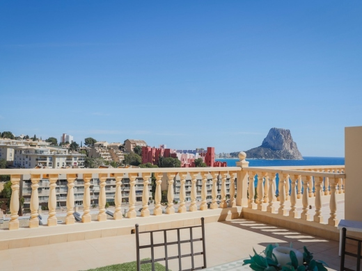 2 bed apartment / flat in Calpe