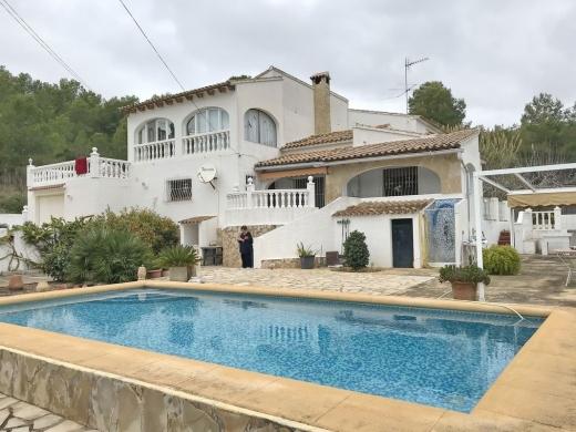 6 bed casa / chalet in Benissa