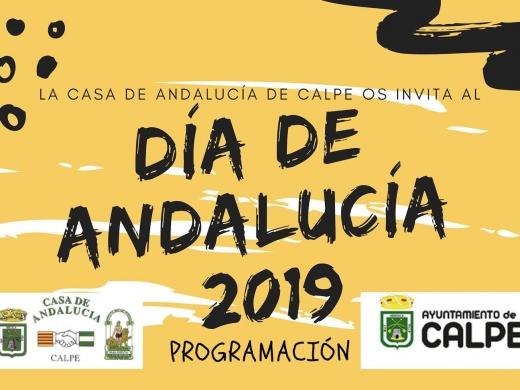 """Fiestas in Calpe: """"Día de Andalucía"""" (February/March 2020)"""