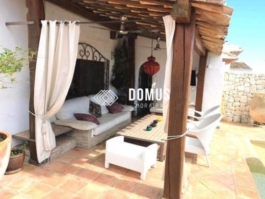 4 bed house in javea
