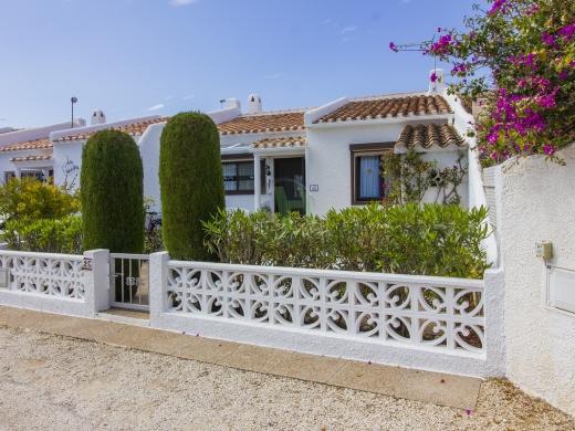2 bed bungalow / townhouse / adosados in Calpe