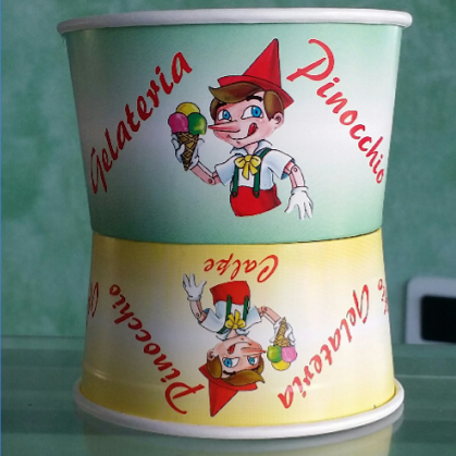 Gelateria Pinocchio - Ice-cream parlour