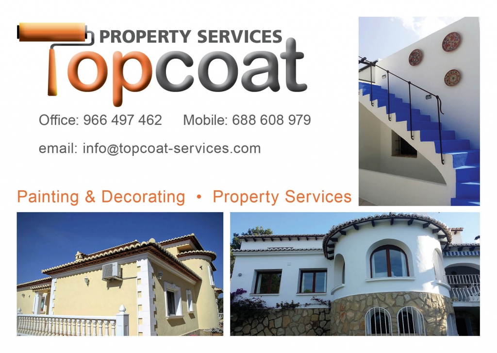 Topcoat Painters & Property Services
