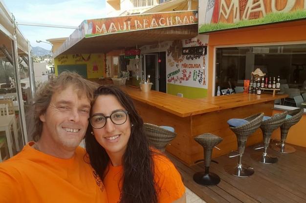 Maui Beach Bar Chiringuitos Amp Beach Bars In Calpe Spain