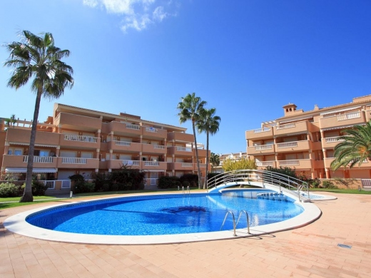 2 bed apartment in Denia
