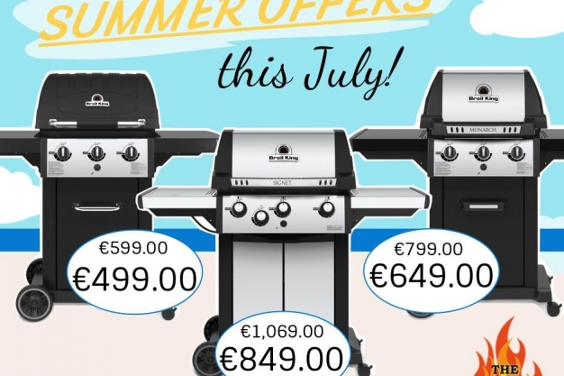 Summer Offers from The Barbecue Shop in Calpe