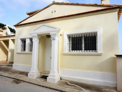 3 bed town house in Calpe