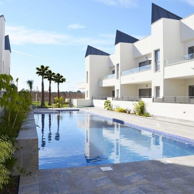 3 bed flat in Torrevieja