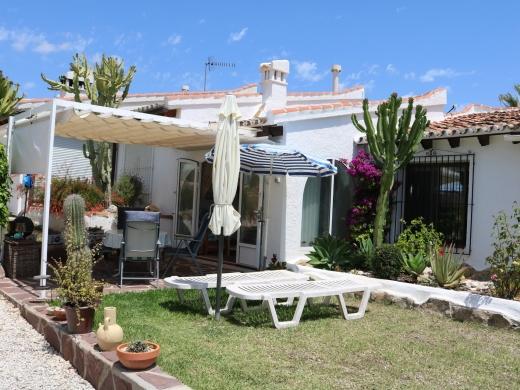 1 bed bungalow in Moraira