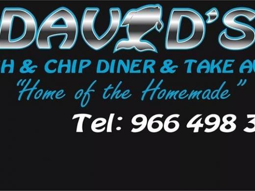 David's Fish & Chips Diner - Fish & Chips Moraira