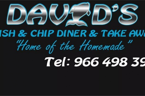 David's Fish & Chips Diner